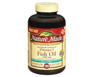 Free nature made fish oil sample freebies2deals for Nature made fish oil