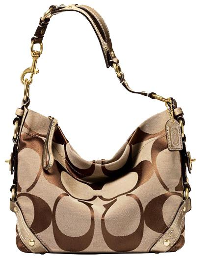20% off at Coach Outlet Stores! Combine with your Tanger