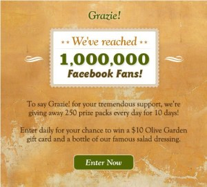 Enter To Win A 10 Gc A Bottle Of Their Famous Salad