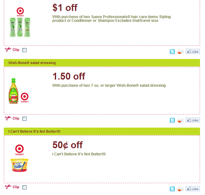 15 00 In Target Printable Coupons On Redplum Freebies2deals